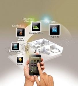 WEN-DOMOTIQUE application mobile